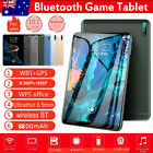 10 1 8g 128g wifi tablet android 9 0 netflix hd bluetooth game tablet 3 camera