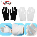 M/L 6/12/24 Pairs Cotton Lightweight and Thin Soft Protective Working Gloves