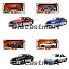 Jada 1:24 Big Time Muscle 1989 Ford Mustang GT Fox Body Diecast Model