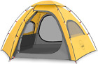 Kazoo Outdoor Camping Tent Family Durable Waterproof Camping Tents Easy Setup Tw
