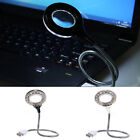 Mini Game Playing LEDs Angle Adjustable Free Bend USB Connection Reading Lamp