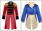 Boys Circus Ringmaster Swallow-tailed Coat Kids Halloween Party Carnival Costume