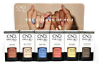 Cnd Shellac Gel Polish - THE COLORS OF YOU 2021 Collection .25oz/7.3ml Pick Any