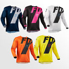 Fox 180 Motocross Jersey Offroad  MTB BMX Cycling T-Shirt ATV MX 2021