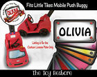 Custom The Toy Restore Replacement Stickers fits Little Tikes Mobile Push Buggy