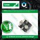 Starter Solenoid fits TRIUMPH TOLEDO 1.3 70 to 77 Ignition Lucas Quality New