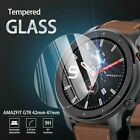 2PCS For AMAZFIT GTR 42mm 47mm Smartwatch Tempered Glass Film Screen Protector