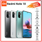 (unlocked) Xiaomi Redmi Note 10 6gb+128gb Grey White Green Android Mobile Phone