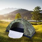 Outdoor 2 Person 4 Season Camping Hiking Waterproof Folding Tent Camouflage USA