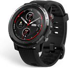 "Amazfit Stratos 3 Sports Smartwatch Powered by FirstBeat, 1.34"" Full Round Displ"