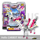 Hello CARBOT Mirinae Prime Unity Series Transformer Robot New Original -Tracking