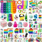 28Pack Fidget Toys Set Sensory Tools Bundle Stress Relief Hand Kids Adults Toys