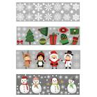 Diy Merry Christmas Wall Stickers Window Glass Festival Decals Home Decor