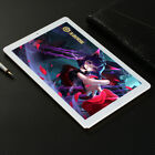 Android 10.0 Tablet 8 256GB Octa Core Dual SIM Camera GPS Phablet 10.1 Inch