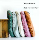 Newborn Baby Lounger Portable Baby Nest Infant Cotton Cradle Crib Bed