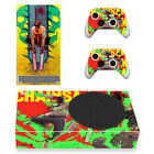 Xbox Series S X Slim Consoles Controller Skins Decal Anime Japanese Chainsaw Man