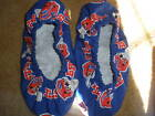 BUFFALO BILLS NFL BOWLING SHOE COVERS-MED, LG OR XL