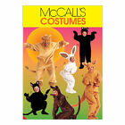 McCall's 6106 Sewing Pattern to MAKE Rabbit Mouse Kangaroo Lion Cat Bear Costume