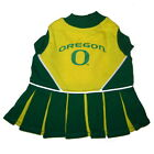Oregon Ducks NCAA dog game jersey or cheer dress (all)