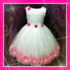 Baby Pinks Christmas Party Girls Dresses 9Mth-1-2-3-4-5