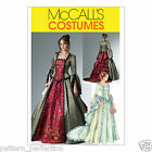 McCall's 6097 Sewing Pattern to MAKE Victorian Gown also Suitable Wedding Gown