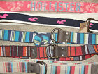 New Men's Dudes Hollister Cloth Belt One Size Fits All Pick Your Style
