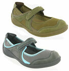 Leather Foot Therapy Comfort Walking Womens Earth Shoes UK3-8