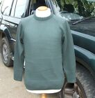 Magicfit Green Hunting / Hiking Crew Neck Jumper - Various Sizes - New !