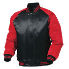 ililily New Mens Womens Zip-up Jacket Unisex American Baseball Team Jackets 028
