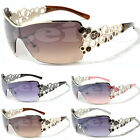 DG Women Fashion Designer Sunglasses Bubble Ornament Decor Shield UV400 Glasses