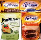 Splenda or Dominos Sugar Substitute Alternative Sweetener For Baking ~ Pick One