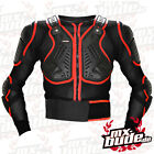 MX Bude Kinder Safety Jacket Brustpanzer Enduro Motocross Cross MTB DH Quad BMX