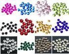 2880 pcs Acrylic Faceted CRYSTAL RHINESTONE Iron On FLATBACK HOTFIX 3-4mm Round