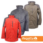 Regatta Isotex 5000 Langston Waterproof Breathable Jacket New S-XXL