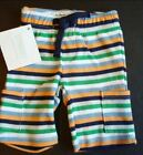 NWT Gymboree Brand New Baby Unisex PREEMIE(up to 5lbs) PANTS - U PICK STYLE