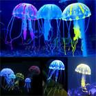 Glowing Effect Artificial Jellyfish Decoration for Aquarium Fish Tank Ornament