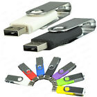 7 Colors New Foldable 2 GB 4GB 8GB 16GB USB 2.0 Flash Memory Jump Drive U-Disk
