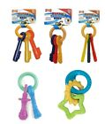 Nylabone Puppy Teething Toy Keys Great for Puppies to Chew Veterinarian Approved
