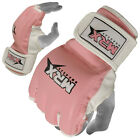 Women Boxing Gloves Ladies MMA Grappling UFC Cage Fight MRX Gear Glove Pink