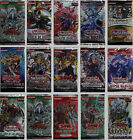 YuGiOh! Booster Neu + deutsch + org. Konami  YGO TCG  Display Tüten Blister Top