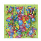 Brilliant Balloons Party ware supplies - Cups Plates Napkins 1ST CLASS POST
