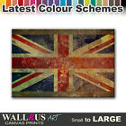 Union Jack Abstract FLAGS  Canvas Print Framed Photo Picture Wall Artwork WA