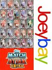 CHOOSE 12/13 EXTRA CLUB CAPTAINS OR STAR SIGNINGS CARD MATCH ATTAX 2012 2013