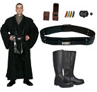 Star Wars Costume Bundle - Anakin Tunic, Black Jedi Robe, Belt, Boots+ from UK