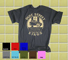 "T-Shirt BRUCE SPRINGSTEEN E Street Band ""Duke Street Kings"" Backstreets Shirt"
