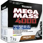 Weider Giant Mega Mass 4000 7kg / 7000G / 15.4LBS - ALL FLAVOURS + FREE DELIVERY