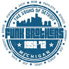 FUNK BROTHERS inspired Sound of MOTOWN T-Shirt: All Sizes
