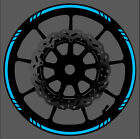Reflective Speed Graduated Wheel Rim Tape Stripe fit  Motorcycles, Cars,Scooters