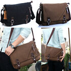 Man's Cotton Canvas Messenger Bags Leisure Business Bags Cigarette Pocket AB160