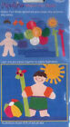 EK Success Paperkins Paper Dolls (You Choose Theme) - BOYS Man Male Guy